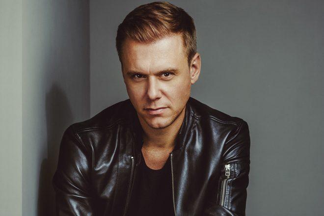 "Armin van Buuren is playing the first ever ""DJ party"" in Saudi Arabia"