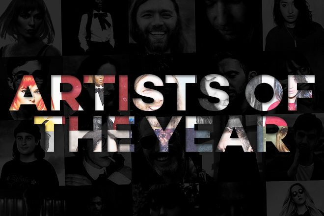 Spotify playlist: 36 tracks from the artists who defined the year