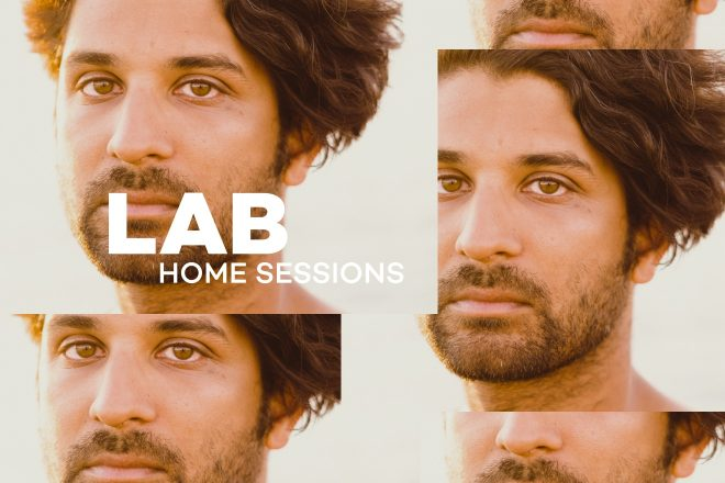 Atish in The Lab: Home Sessions