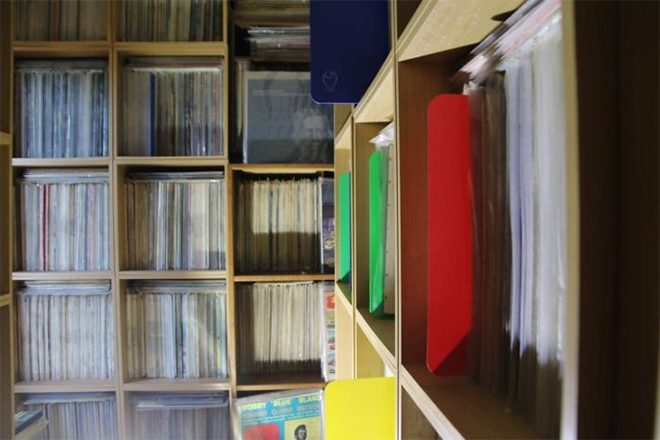 Australia's largest record collection is looking for a new home