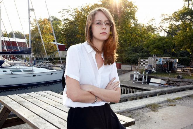 Avalon Emerson artfully edits the music video for her 'Natural Impasse'