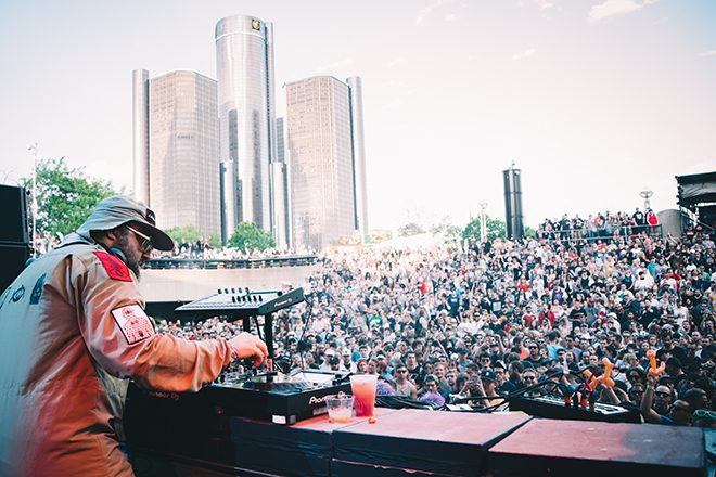 Movement Detroit announces Wu-Tang Clan, Nina Kraviz, Claude VonStroke
