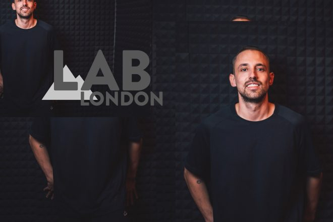 Caprices Festival takeover in The Lab LDN with Fabe