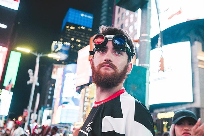 Watch Bradley Gunn Raver dance his way through New York City