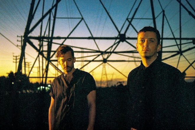 Bonobo and Totally Enormous Extinct Dinosaurs team up for new release