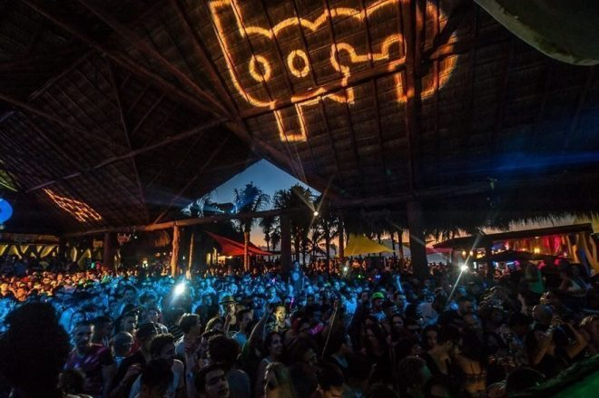 Shots have been fired at The BPM Festival's closing party at Blue Parrot