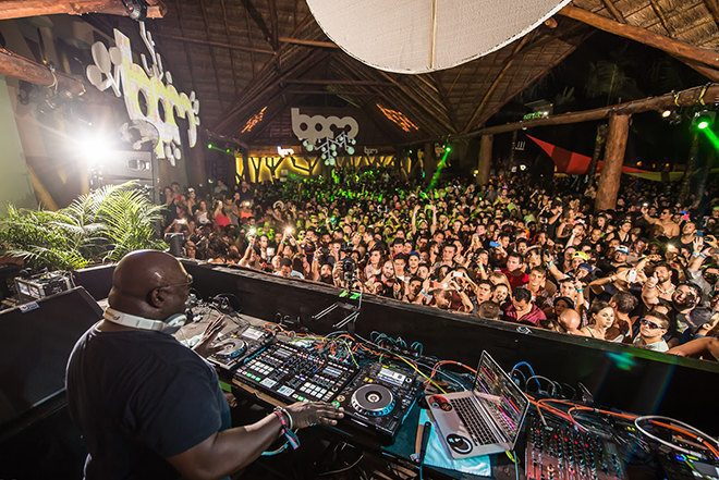 Carl Cox, Seth Troxler and more for The BPM Festival's YA'AH MUUL parties