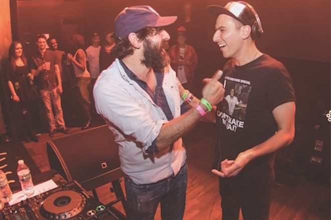 ​Mr. Oizo and Boys Noize to reunite as Handbraekes on Ed Banger Records