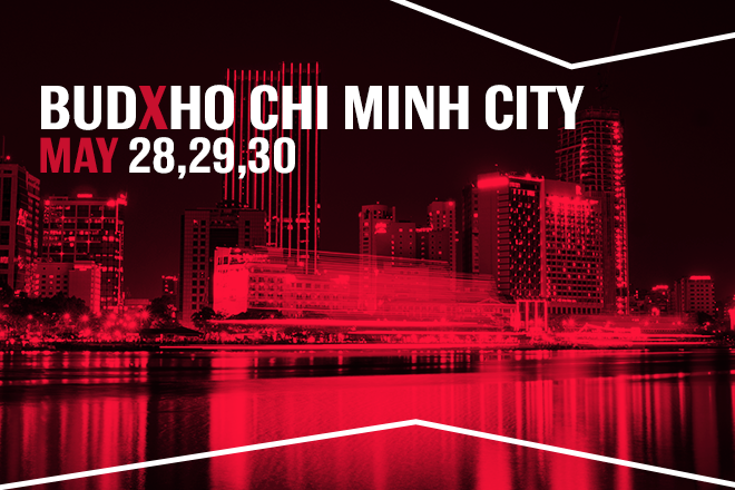 Everything you need to know about the BUDX Ho Chi Minh City event