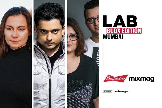 Submerge Takeover ft Juliet Sikora, Tuhin Mehta and Nosh & SJ in the Lab Mumbai