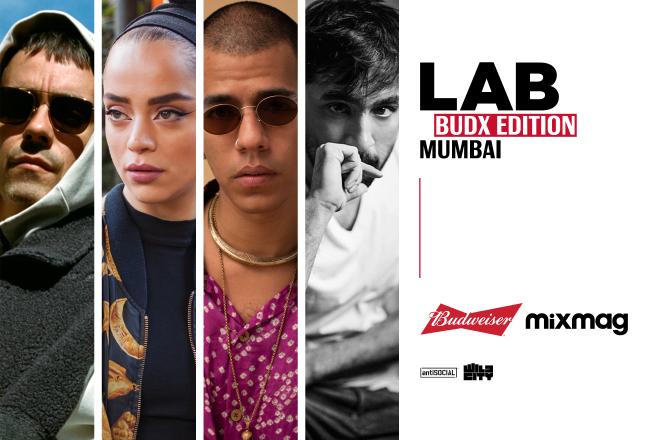 Oneman, CiCi, Zokhuma & Stimuli in the Lab Mumbai