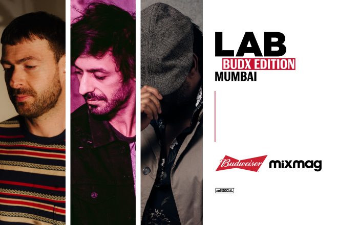 Dualist Inquiry, Friendly Fires & Todh Teri in the Lab Mumbai