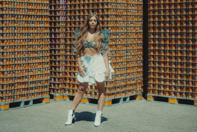 Listen to popstar Becky Hill's new podcast on 'The Art Of Rave'