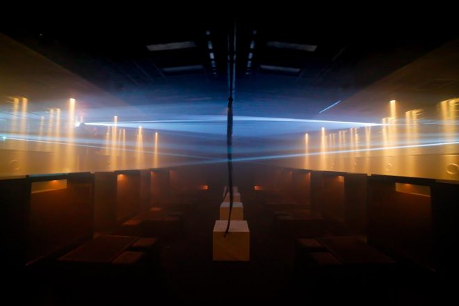 Legendary Beirut club B018 relaunches following futuristic redesign