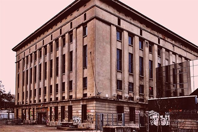 You can now go ice skating in Berghain