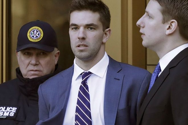 ​Fyre Festival fraudster Billy McFarland sentenced to six years in prison