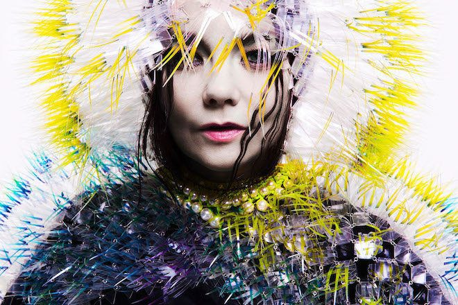 Bjork's new album 'Utopia' will be released on November 24