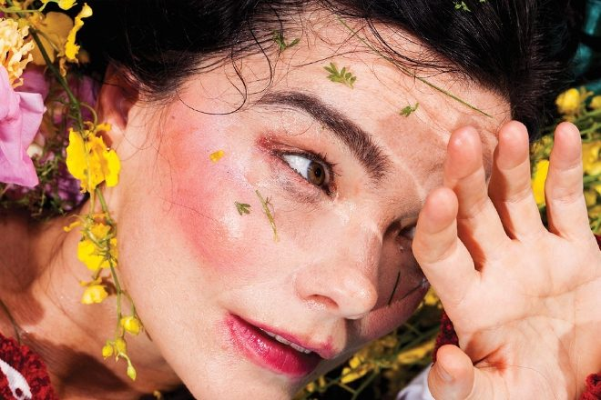 ​Björk is re-releasing her 'Vulnicura' LP as a VR experience