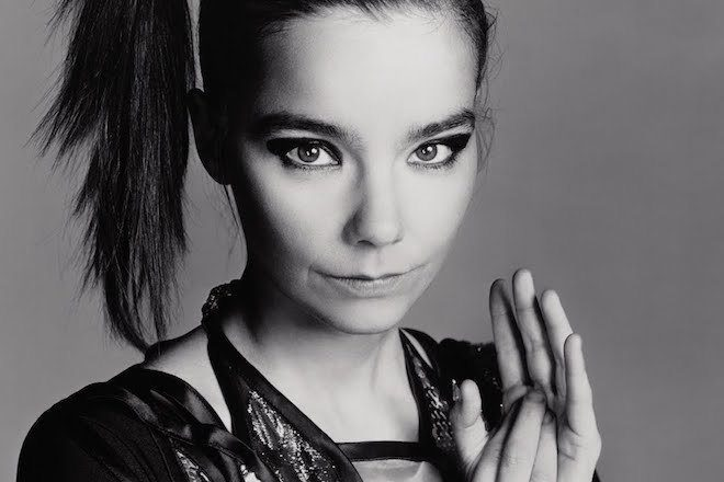 Björk to play four orchestral concerts in Iceland