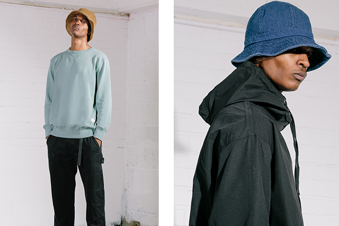 Blacksmith Store delivers a variety of smocks and blouson jackets for AW19