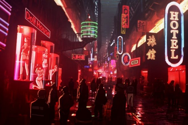 A 'Blade Runner' anime series is in the works from Adult Swim