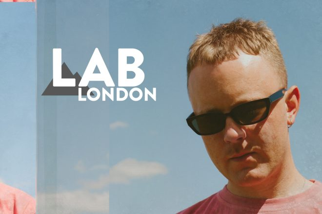 Buddy Love in The Lab LDN
