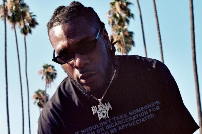 Burna Boy is back with a new single