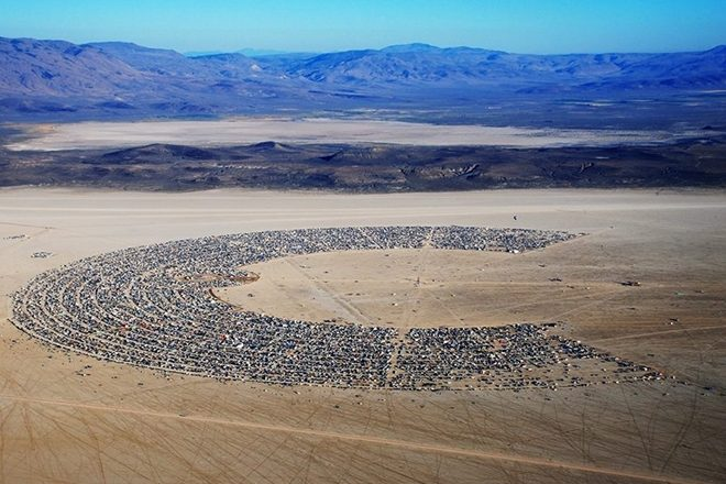 BLM rejects Burning Man growth to 100,000 people