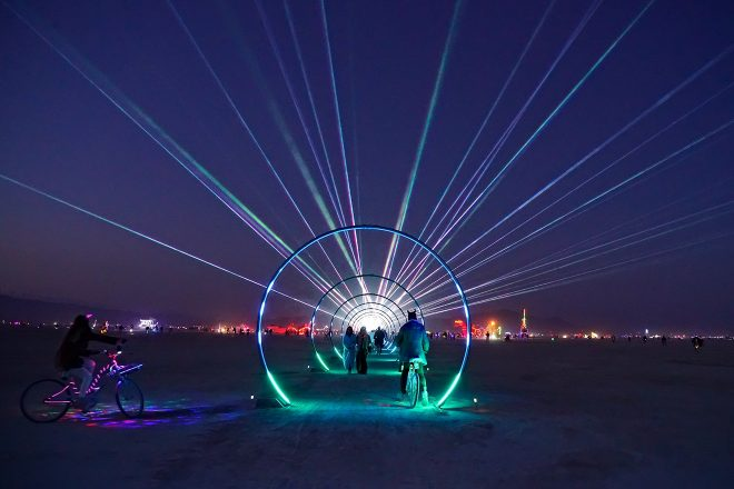 Burning Man fights back against government regulations