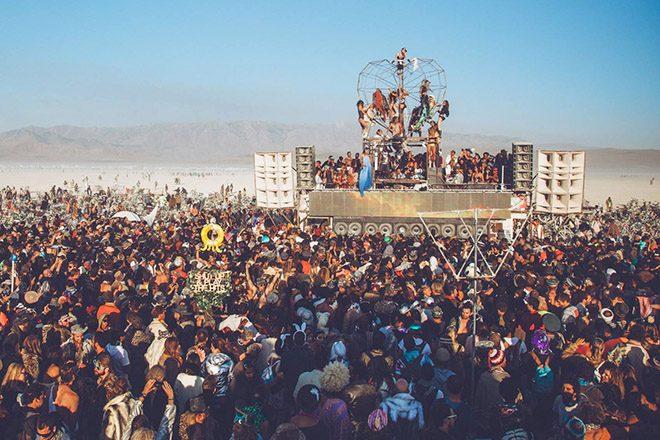 Burning Man wants people to stop pooing in 'deep playa'