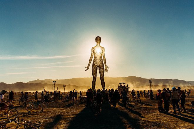 Google has acquired the majority share of Burning Man