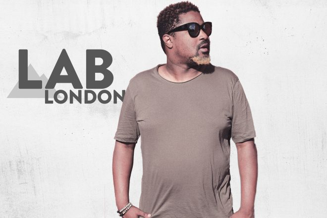 Byron The Aquarius in The Lab LDN