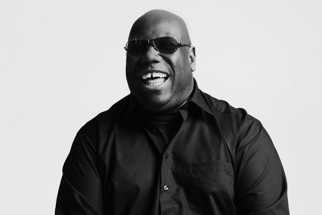 Carl Cox is doing the BBC Radio 1 Essential Mix this weekend