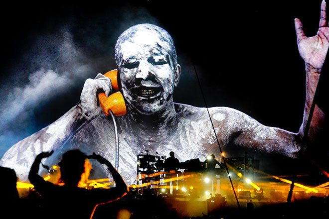 The Chemical Brothers will bring their jaw-dropping live show to London this year