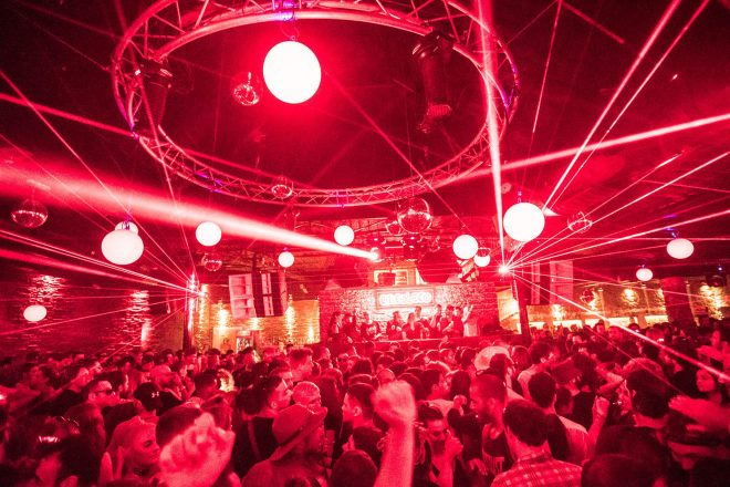 Spotify playlist: 25 tracks from the Circoloco opening at DC-10
