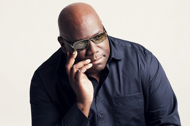 The line-up for Carl Cox's new festival is in