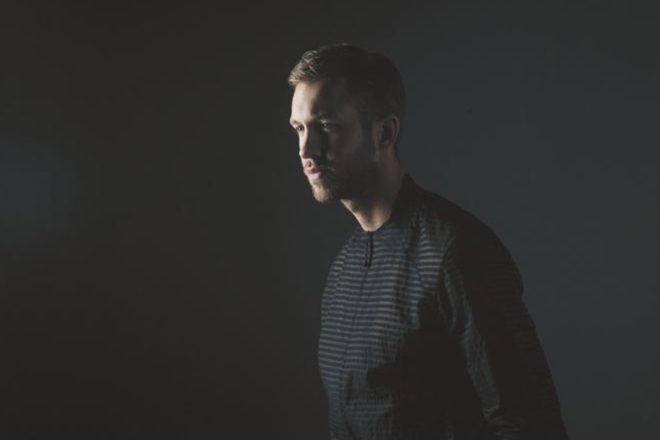 A portrait of Calvin Harris has made it into the National Galleries of Scotland