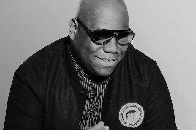 Carl Cox has made a track with Nile Rodgers