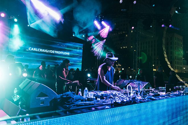 Movement Detroit's stacked lineup gets sorted with set times and showcases