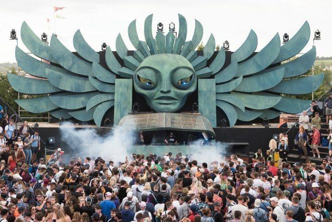 Spotify Playlist: 50 of the biggest tracks from Glastonbury 2017