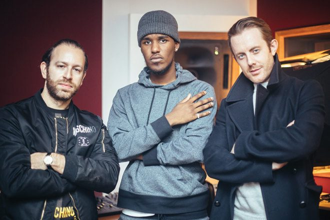 Chase and Status feat Novelist