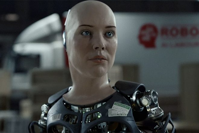 ​The Chemical Brothers release the robots in the 'Free Yourself' music video