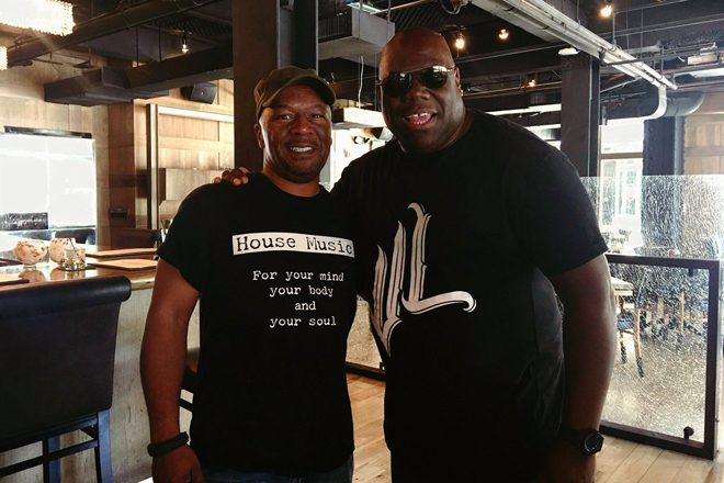 Carl Cox is reworking Chip E's anthemic house track 'Time To Jack'