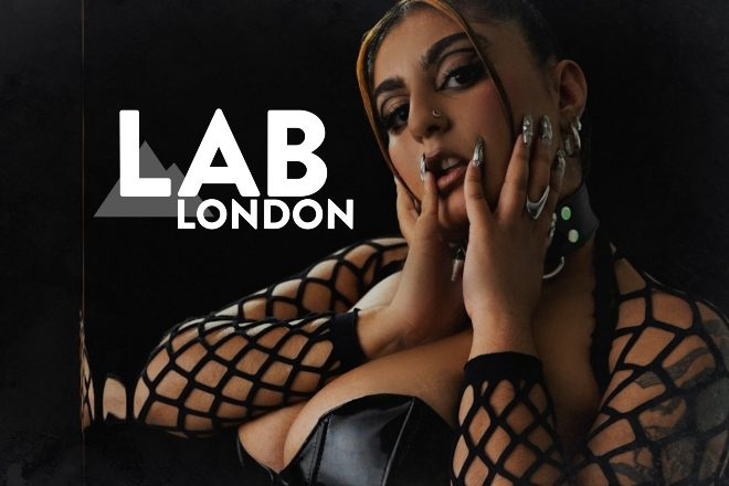Chippy Nonstop in the Lab LDN
