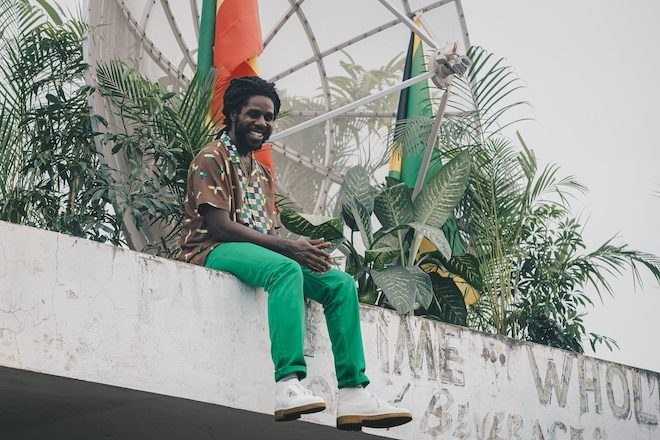 Chronixx is 'Cool As The Breeze' on his new single