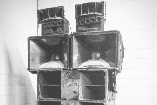 A campaign has been launched to rebuild Detroit's most famous techno sound system