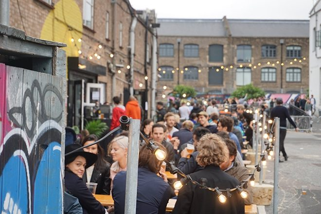 London club Colour Factory is opening a 300-capacity outdoor area