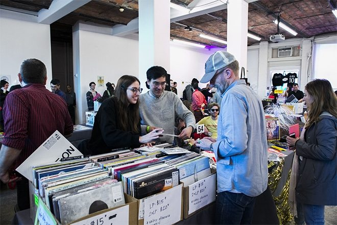 MoMA PS1's music festival and label market extends programming