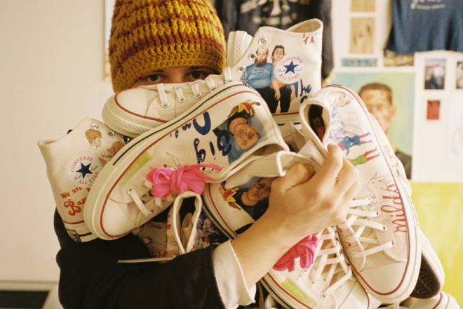 Converse Artists Series presented by Tyler, The Creator