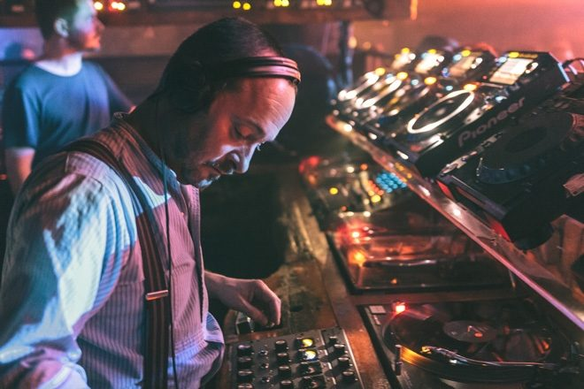 Craig Richards, Terry Francis and Keith Riley take charge of 'fabric 100'